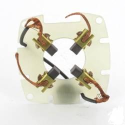 Kit support et charbons 33712 pour démarreur TECUMSEH modeles ES-33600, ES-33605 et ES-33606