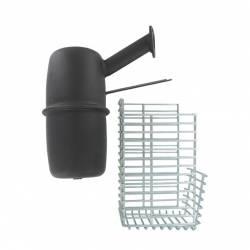 Pot d'échappement ACME 526-217 - 526.217 - 526217 modèles AL290 - AL330 - avec grille de protection