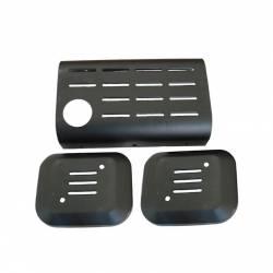 Grille de protection d'échappement YANMAR 114970-13700 - 11497013700 modèles L90 - L100