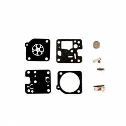 Kit membranes joints ZAMA RB-123 - RB123 carburateurs RB-K75 - RB-K85 - RB-K86 - RB-K87 - RB-K88 - RB-K90 - RB-K91 - RB-K92