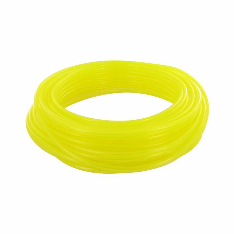 Durite jaune translucide longueur 15m diam tre int rieur for Diametre interieur