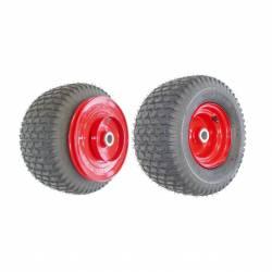Roue complète BOBCAT 38096C BUNON PAL1075A - avec poulie et tambour