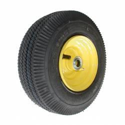 Roue frontale autoportée - diamètre extérieur 270mm - alésage 19,05mm - 410 X 350 X 5