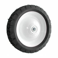 Roue en acier à moyeu déporté TORO - WHEEL HORSE - diamètre extérieur 178mm - alésage 12,7mm - largeur 44mm