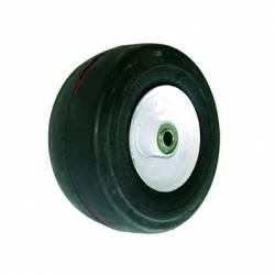 Roue SCAG - 9 x 350 x 4 (4 plis) - diamètre intérieur 15,88mm - complète avec roulement