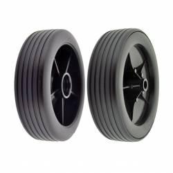 Roue CASTELGARDEN 81007325/0 modèles NG410 - 412 - 414 ,460 - R432 - 434 - 484