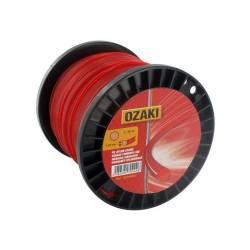 Bobine fil nylon rond OZAKI 30 m diamètre 4,00 mm