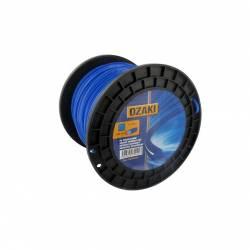 Bobine fil nylon carré OZAKI 90 m diamètre 3,30 mm