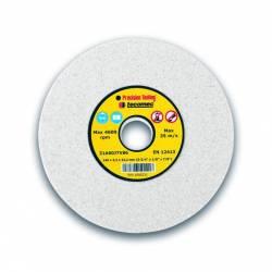 Meule d'affûtage dure TECOMEC Épaisseur 3,2 mm diamètre extérieur 145 mm Alésage 22,2 mm