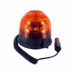 Gyrophare LED 10-30V - 36W avec support magnétique