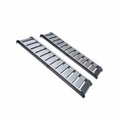 jeu de 2 rampes droites UNIVERSELLE - Longueur 200 cm