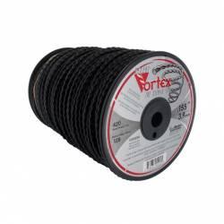 Bobine fil nylon VORTEX 128 m diamètre 3,90 mm