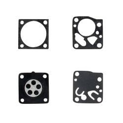 Kit membranes joints carburateur TILLOTSON DG-3HU - DG3HU