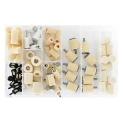 Coffret de crépines d'alimentation STIHL - HOMELITE - TILLOTSON - TECUMSEH - MCCULLOCH - 80 pièces