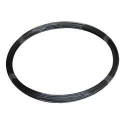 Rouleau 25m de câble souple 19 fils - diamètre 2 mm