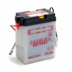Batterie 6N22A4 + à droite