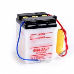 Batterie 6N42A7 + à droite