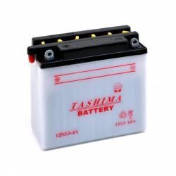 Batterie 12N554A + à gauche