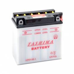 Batterie 12N94B1 + à gauche
