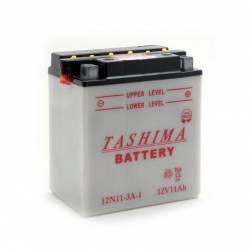 Batterie 12N113A1 + à droite