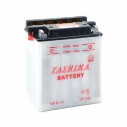 Batterie YB14LA1 + à droite