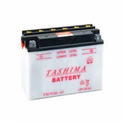 Batterie Y50N18LA3 + à droite