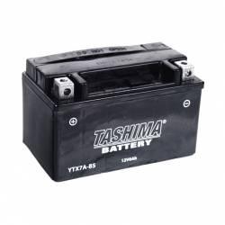 Batterie YTX7ABS + à gauche - sans entretien