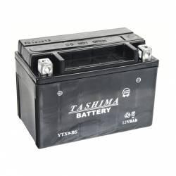 Batterie YTX9BS à gauche - sans entretien