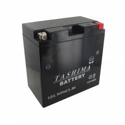Batterie WP16CLB + à droite