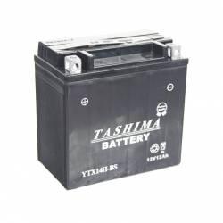 Batterie YTX14HBS + à gauche - sans entretien