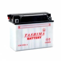 Batterie Y50N18AA + à gauche