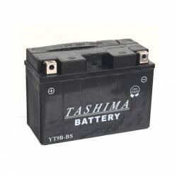 Batterie YT9BBS + à gauche