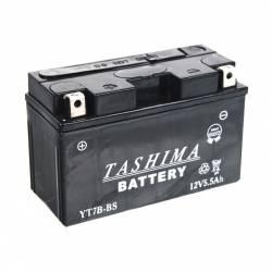 Batterie YT7BBS + à gauche - sans entretien