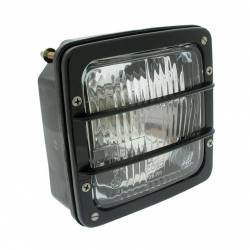 Feu avant 2 ampoules 140x140 mm