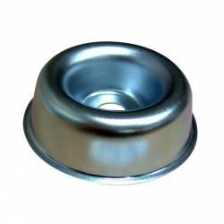 Coupelle d'appui UNIVERSELLE alésage 14 mm diamètre 82 mm