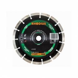 Disque diamant TOPLINE diamètre 300 mm - 11 x 2,8 mm alésage 25,4 mm