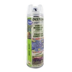Traceur forestier blanc - Aérosol 500 ml