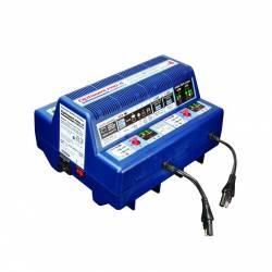 Chargeur de batterie TECMATE 12V pour 4 batteries en même temps
