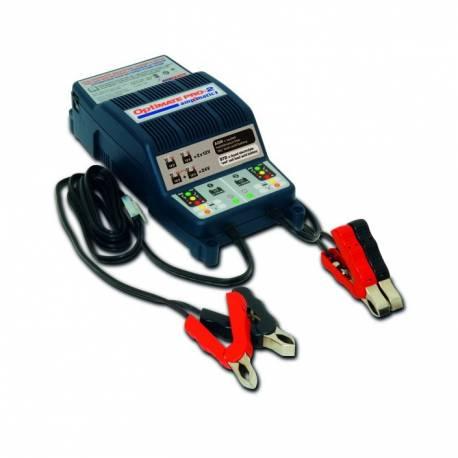 Chargeur de batterie TECMATE 12V pour 2 batteries