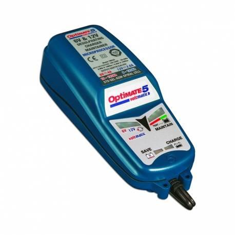Chargeur de batterie TECMATE 12V / 7,5 à 120Ah