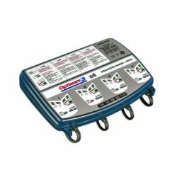 Chargeur de batterie TECMATE pour 4 batteries en même temps