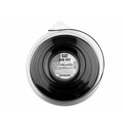Fil débroussailleuse OREGON Carré Nylium 3mm x 40m (coque)