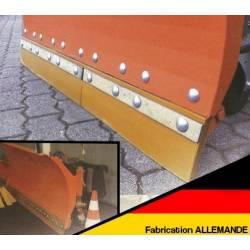 Bande d'usure pour lames à neige - 1250 x 150 x 20 mm - Qualité professionnelle - Fabrication Allemande