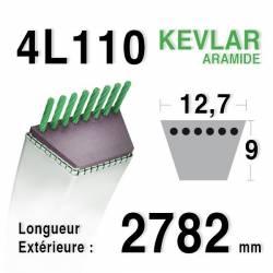 COURROIE KEVLAR 4L1100 - 4L110