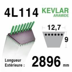 COURROIE KEVLAR 4L1140 - 4L114