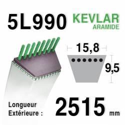 COURROIE KEVLAR 5L990 - 5L99