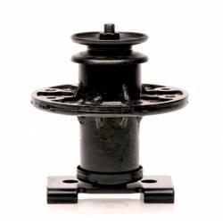 PALIER  CAST - DYNAMARK - AMF - NOMA 310237 avec poulie diametre 63,5