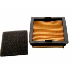 Filtre à air pour moteur Kubota 12867-11210