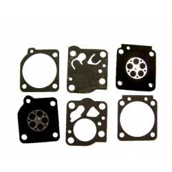 Kit membrane joint pour carburateur Zama GND1 / K015019
