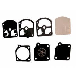 Kit membrane joint pour carburateur Zama GND2